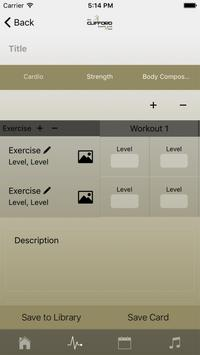 The Clifford Health Club & Spa apk screenshot
