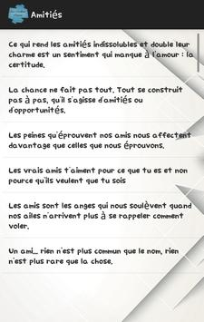 Mes Citations screenshot 4