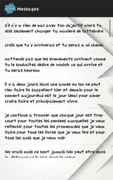 Mes Citations screenshot 3