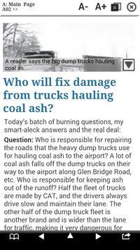 Asheville Citizen-Times Print apk screenshot