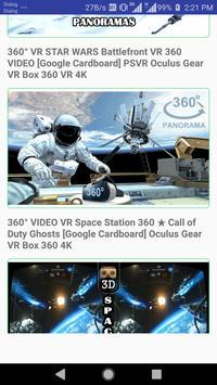 3D Videos - VR screenshot 1
