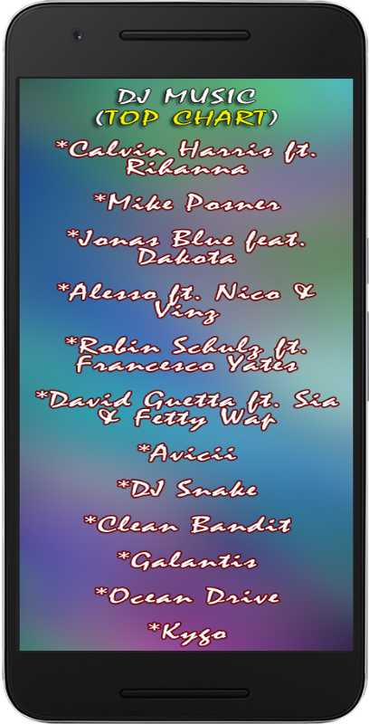 DJ Music and Songs Lyric for Android - APK Download