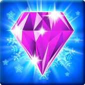 Jewels frozen icon