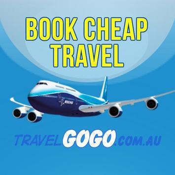 Book Cheap Travel poster