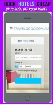 Book Cheap Travel apk screenshot