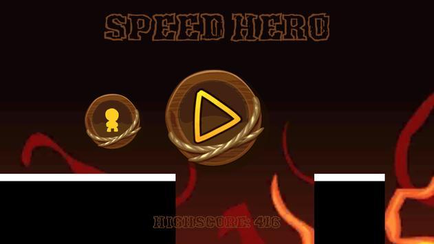 Speed Hero poster
