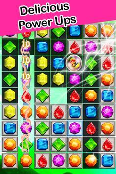 Candy Jewel Star Mania screenshot 1