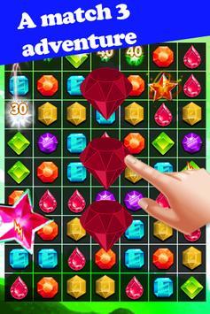 Candy Jewel Star Mania screenshot 4