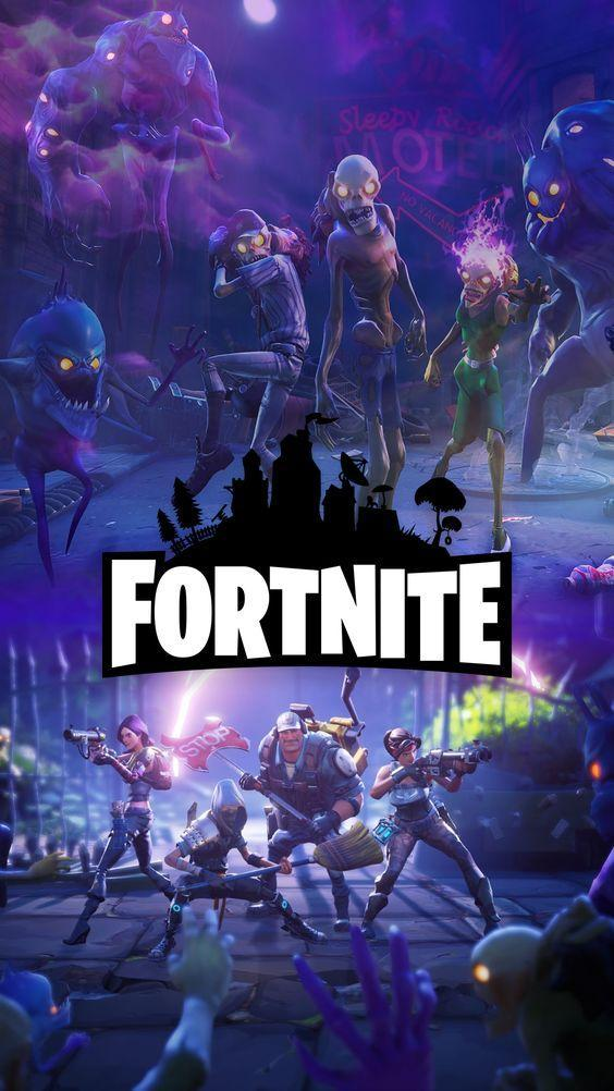 Epic Games Fortnite Wallpaper Hd For Android Apk Download