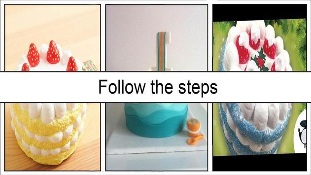 Adorable DIY Squishy Cake screenshot 4