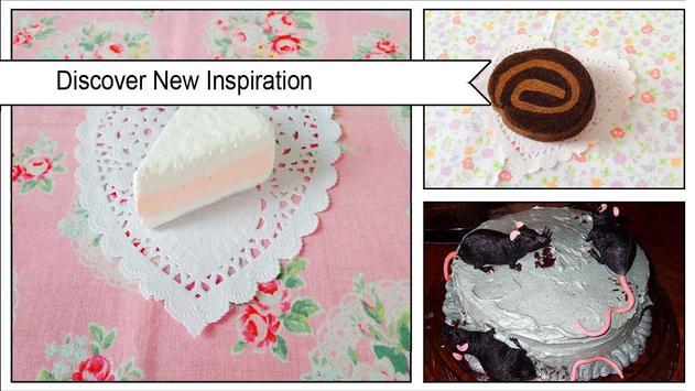 Adorable DIY Squishy Cake screenshot 1