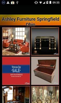 Ashley Furniture Springfield Ohio screenshot 1