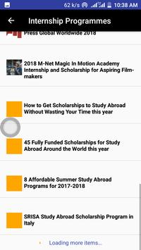 Scholarship Finder screenshot 3