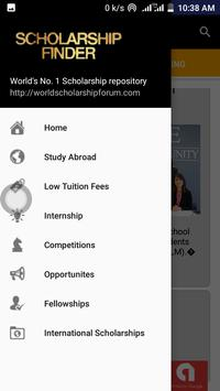 Scholarship Finder screenshot 2