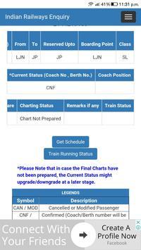 PNR Enquire screenshot 1