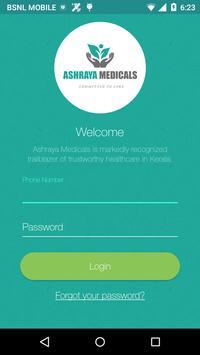 Ashraya Medicals Kannur screenshot 1