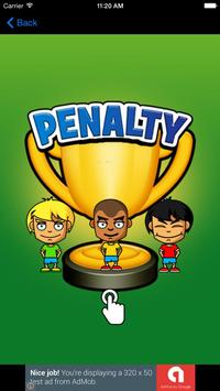 Penalty Shot Soccer apk screenshot