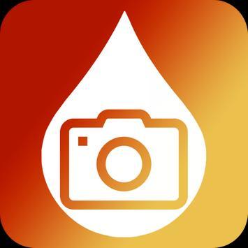 Watermark Photo poster