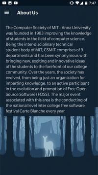 Carte Blanche'18 apk screenshot