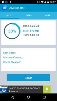RAM Booster screenshot 2