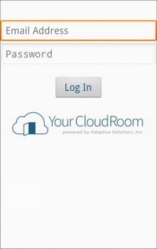 YourCloudRoom apk screenshot