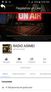 Radio ASIMEI apk screenshot