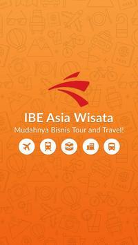 IBE Asia Wisata poster