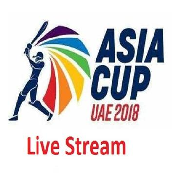 Asia Cup 2018 - Live Streaming Guide screenshot 1