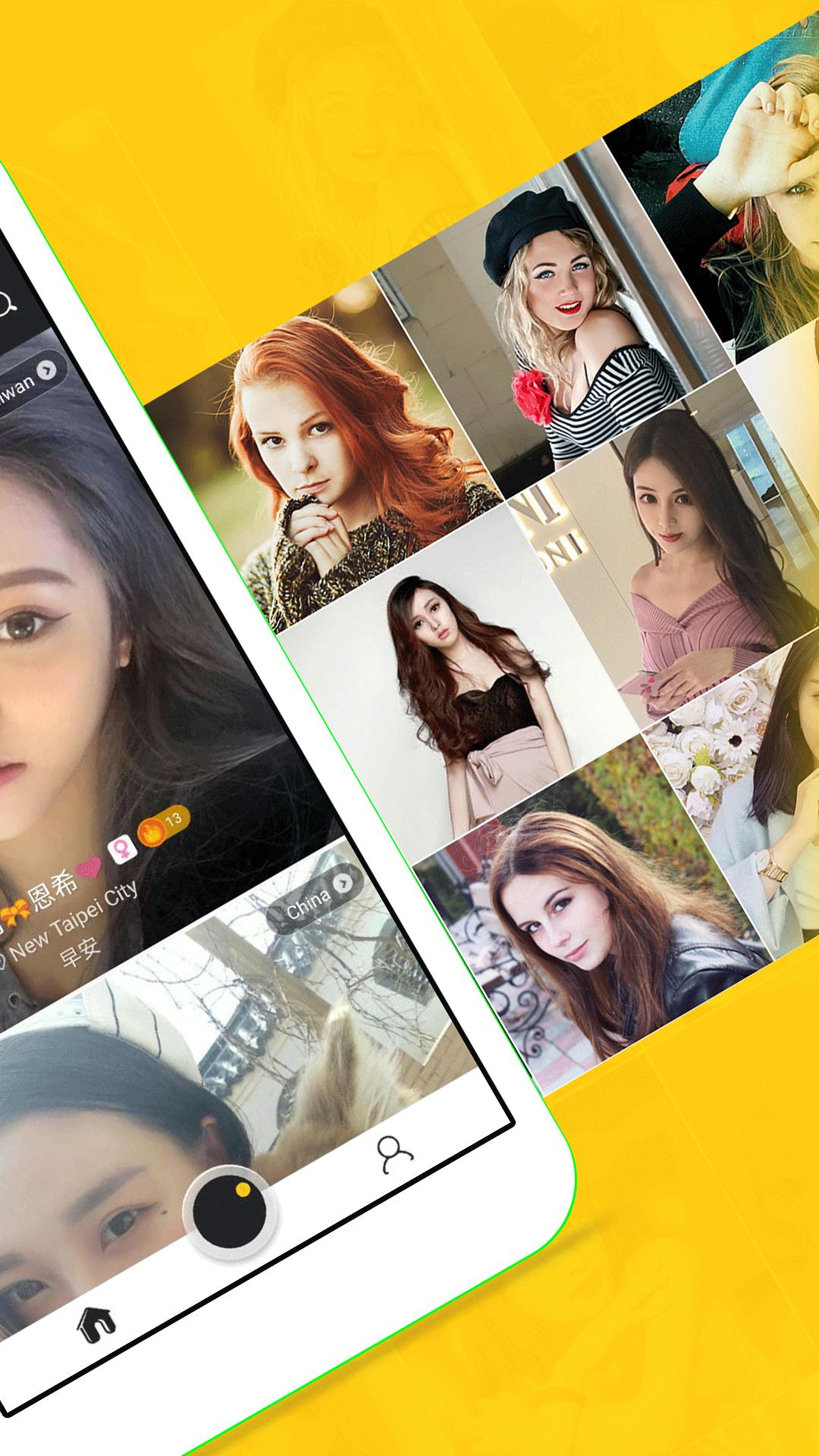 Blonde Live - Live Streaming for Android - APK Download