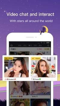 Creamy Show - Live Streaming Video Chat poster