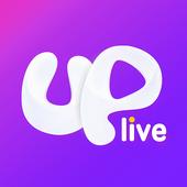 ikon Uplive - Live Video Streaming App