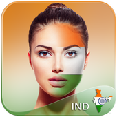 India Flag Face Paint for Android - APK Download