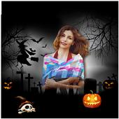 Halloween Photo Frame icon