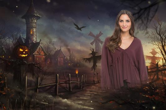 Halloween Photo Frame poster