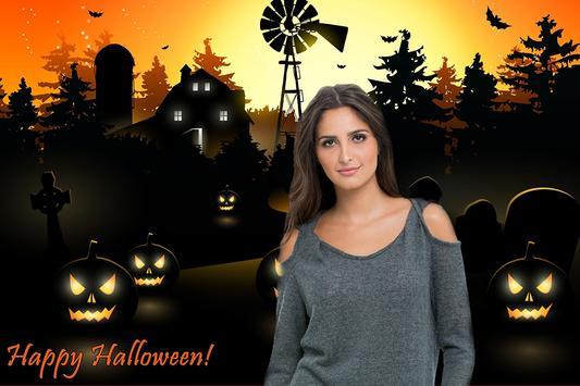 Halloween Photo Frame screenshot 1