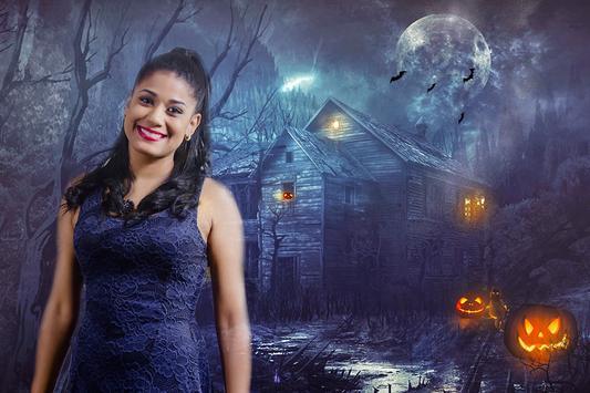 Halloween Photo Frame screenshot 2