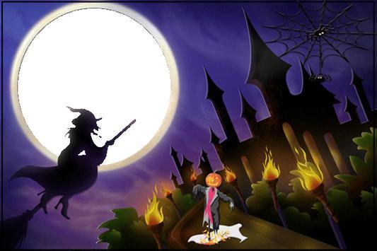 Halloween Photo Frame screenshot 3