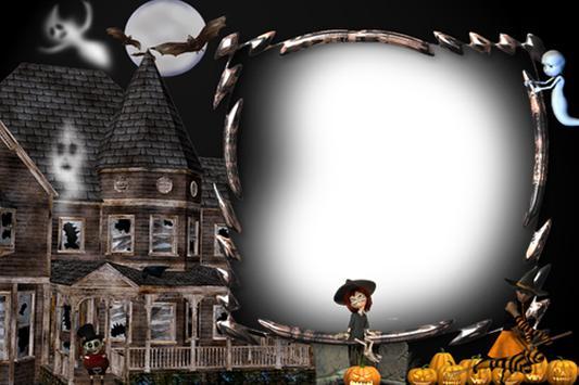 Halloween Photo Frame screenshot 7