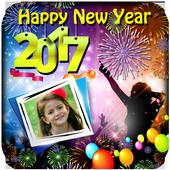 HappyNew Year Photo Frame icon