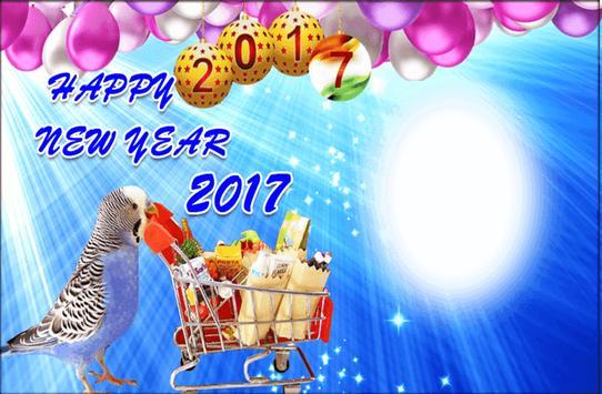 HappyNew Year Photo Frame screenshot 4