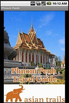 Phnom Penh Travel Guide poster