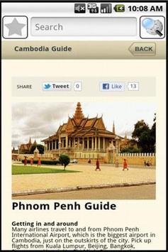 Phnom Penh Travel Guide screenshot 1