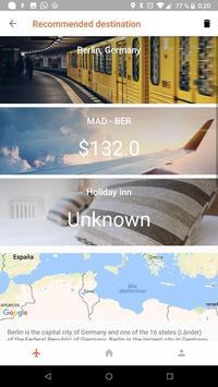 Trippr - Meet new travel mates screenshot 1