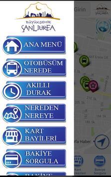 Urfa Mobil Ulaşım Rehberi screenshot 1