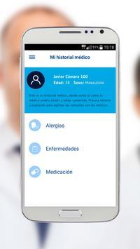 Chat Médico Asisa screenshot 2