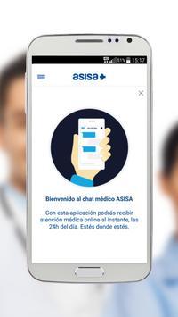 Chat Médico Asisa screenshot 3