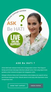 Be Hati Skin Clinic apk screenshot