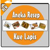 Various Layer Cake Recipe icon