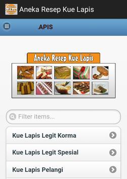 Various Layer Cake Recipe screenshot 3