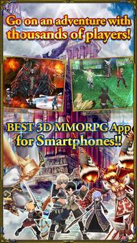 RPG IRUNA Online MMORPG poster